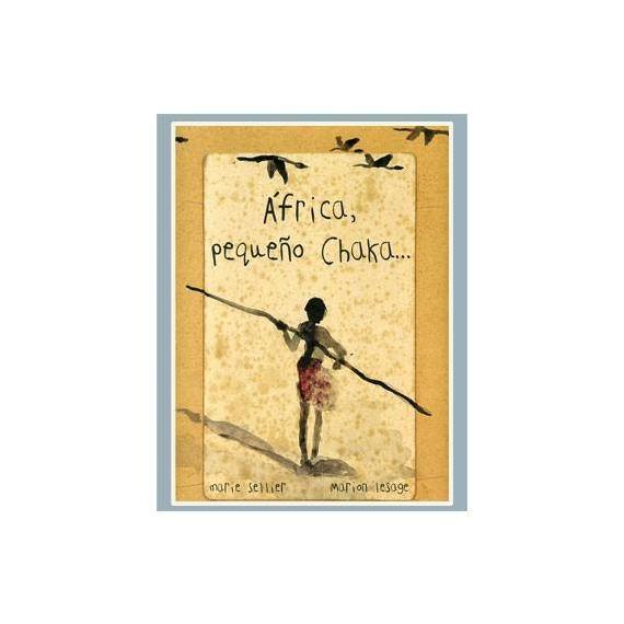 Africa, pequeño Chaka...