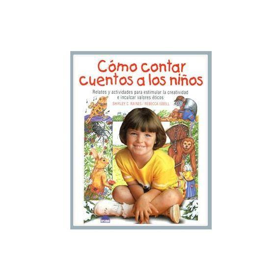 Libro- Como contar cuentos a los niños