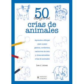 50 dibujos de crías de animales