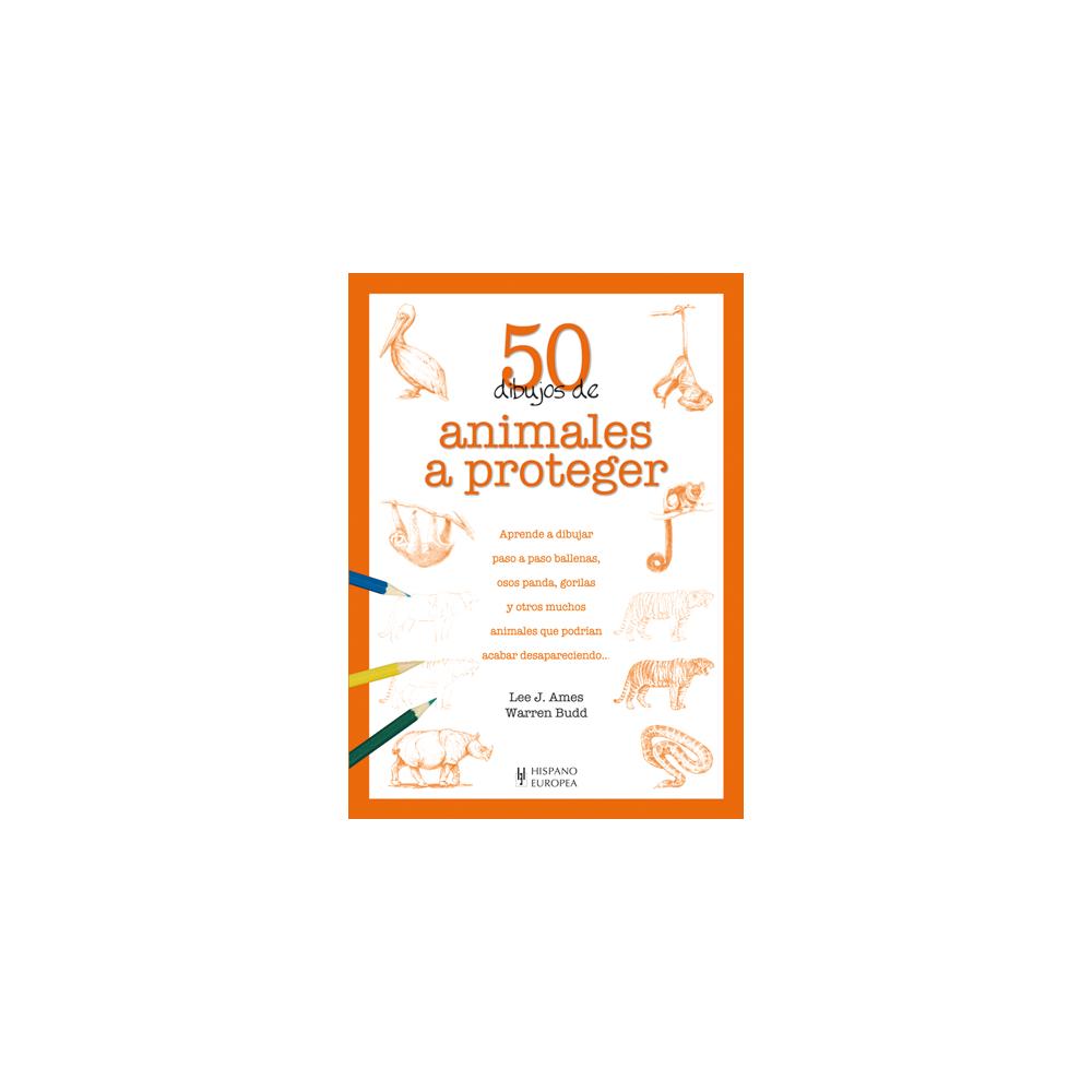 50 dibujos de animales a proteger