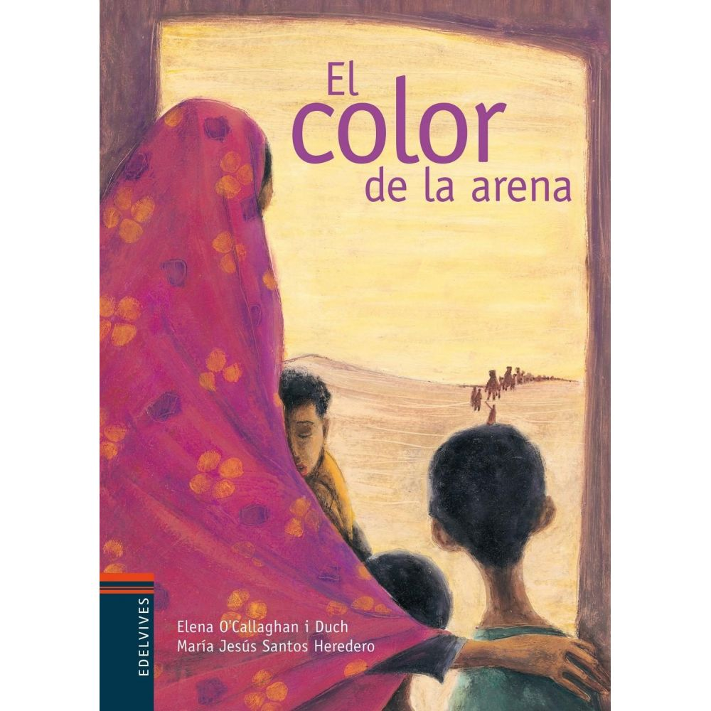 El color de la arena