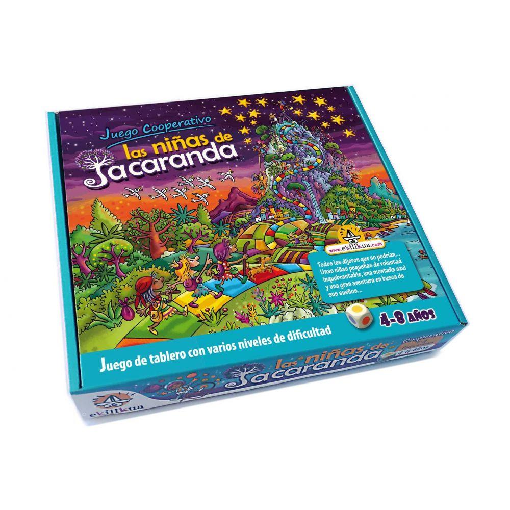 Juego de mesa cooperativo, Las niñas de Jacaranda