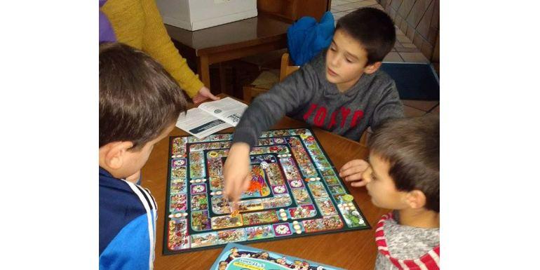 Juegos de mesa cooperativos, propuestas para Semana Santa