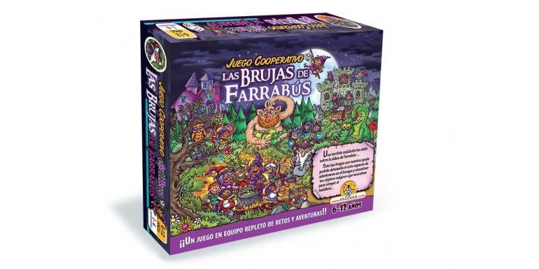 Las Brujas de Farrabús, nuestra propuesta de juego para el mes de marzo