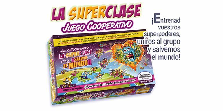 La Superclase, reedición mejorada de uno de nuestros juegos estelares