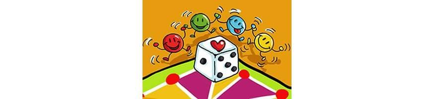 Juegos de mesa cooperativos para niños - Ekilikua