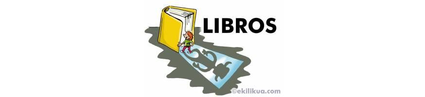 Libros educativos para niños y guías didácticas