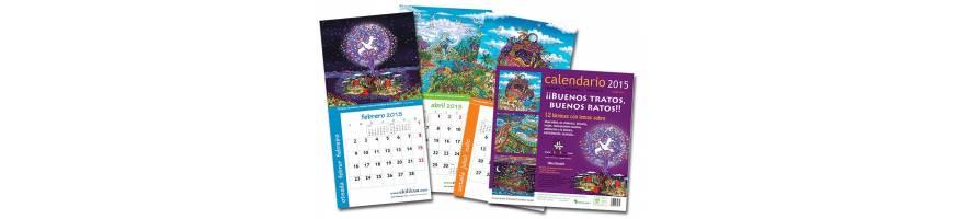 Agenda ecológica 2021 y calendario de pared 2021 Ekilikua
