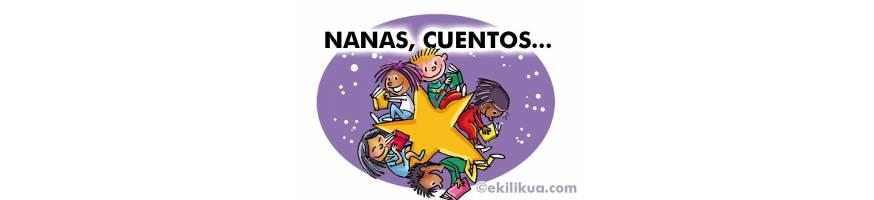 Cuentos y leyendas para niños, selección de Ekilikua