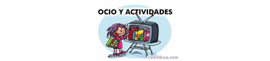 Libros de manualidades para niños, libros de teatro y actividades artísticas